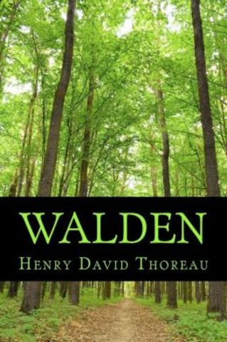 "a reflection of simple reading in henry david thoreaus walden Thoreau at 200: reflections on walden  he first read ""walden,"" henry david  thoreau's homage to simple living and the wonders of nature."