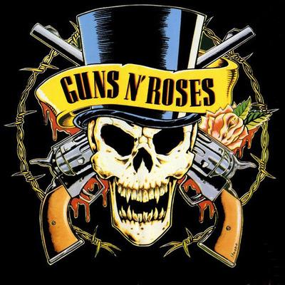 "Paradise City ""Guns N Roses"" timeline"