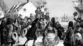 Population and Settlement timeline