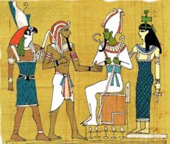 EGIPCIOS (2600 A.C)