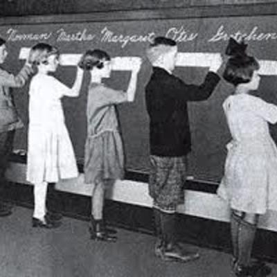 Historia y Evolución del Currículo Educativo timeline