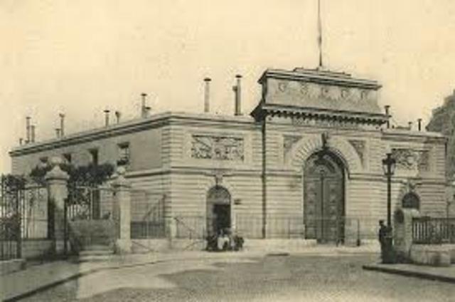 1796 la primera escuela de ingeniería