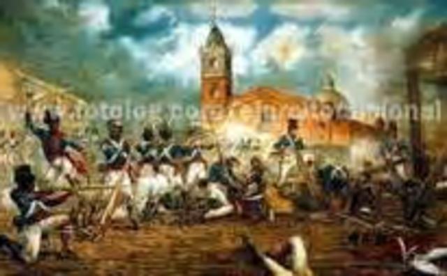 La Primera Invasión Inglesa de 1806 y la reconquista de Buenos Aires