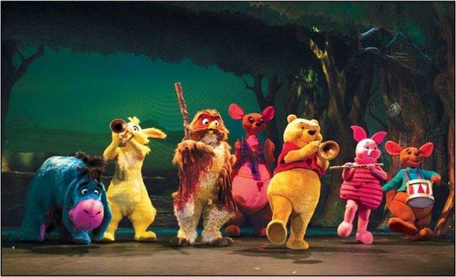 Winnie-the-Pooh timeline | Timetoast timelines