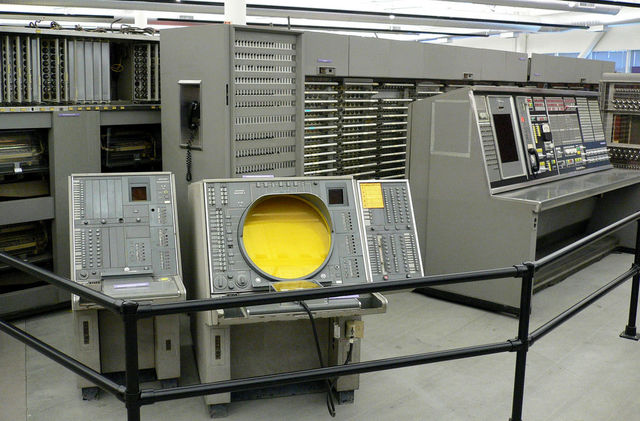 SAGE Computer created