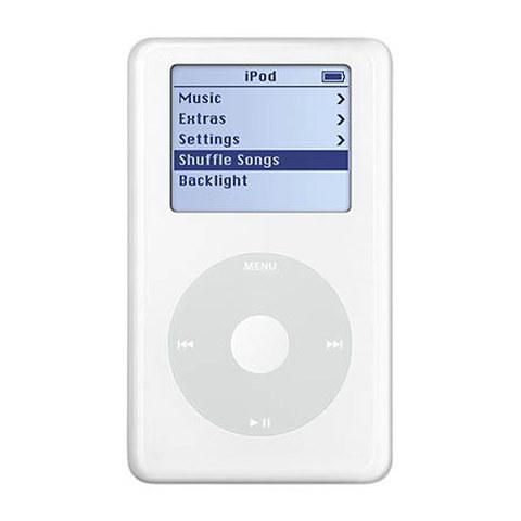 4th generation ipod classic