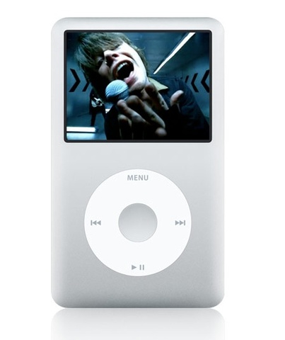 6th generation ipod classic