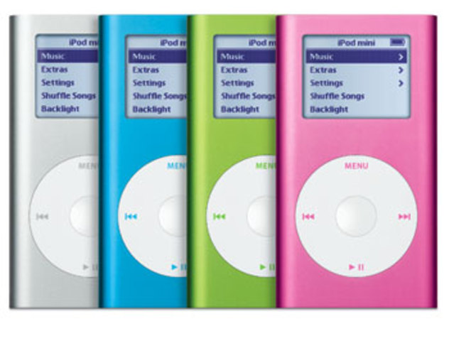 2nd ipod mini