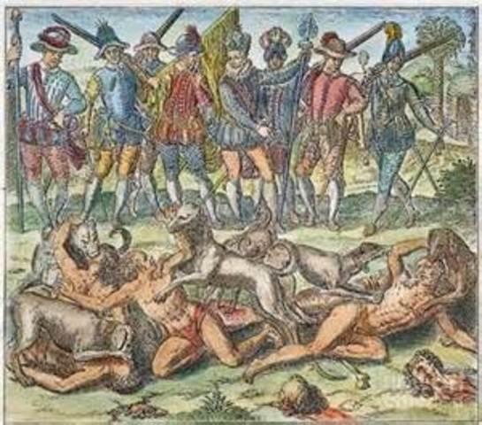 Gran matanza en Cholula