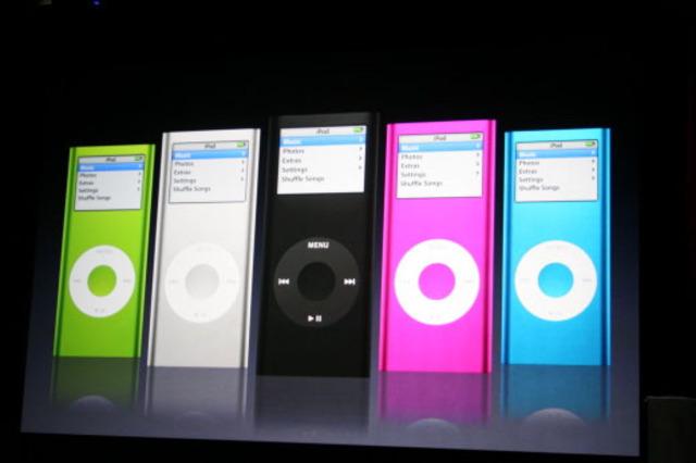 2nd generation ipod nano