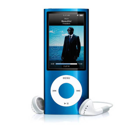 5th generation ipod nano