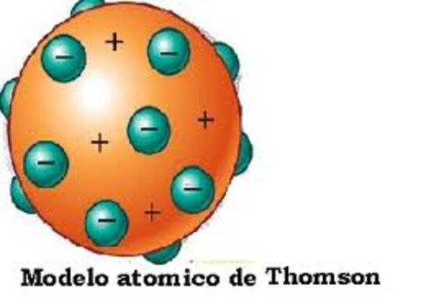 Thomsom descubre los electrones