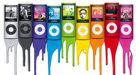 The history of iPods/MP3 players timeline