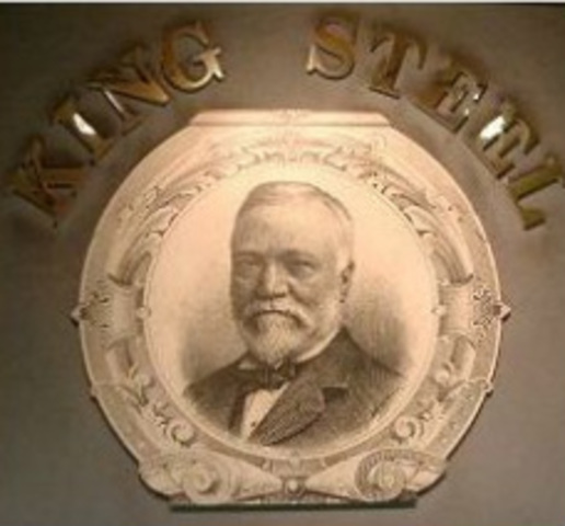 Andrew Carnegie and the New Industrial Company