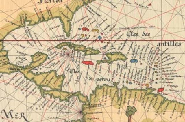 Colonies in the West Indies
