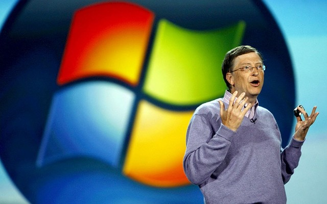 Bill Gates Management Theory