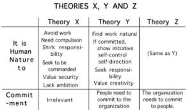 Japanese Theory Z