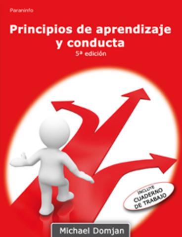 Principios de aprendizaje y conducta michael domjan