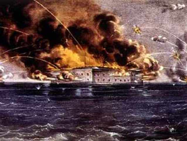 World's first submarine attack