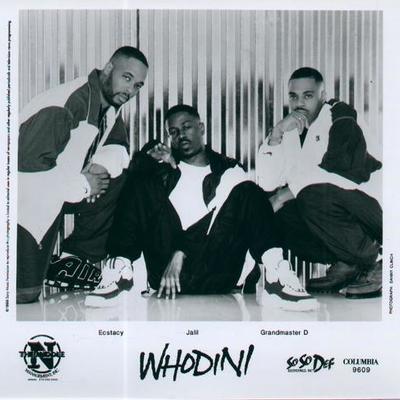 "Whodini - ""Friends"" timeline"