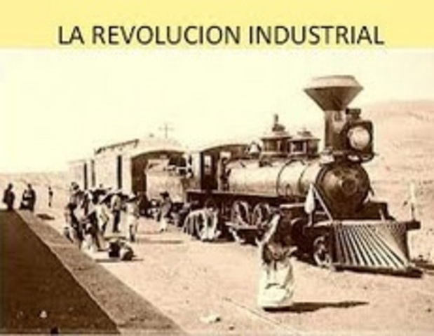 Revolución industrial1500 – Siglo XVIII