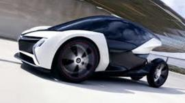 A History of the Electric Car timeline