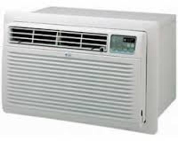 First through the wall ac unit