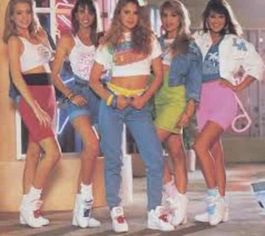 1990 to 2000's Fashion