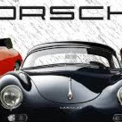 Porsche AG timeline