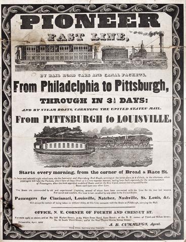 Pioneer fast line
