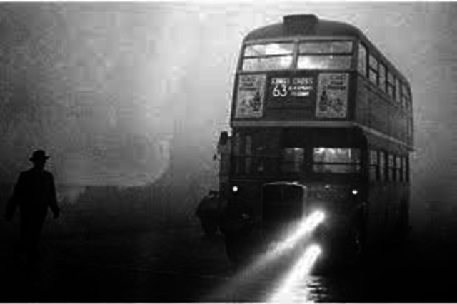 The great smog