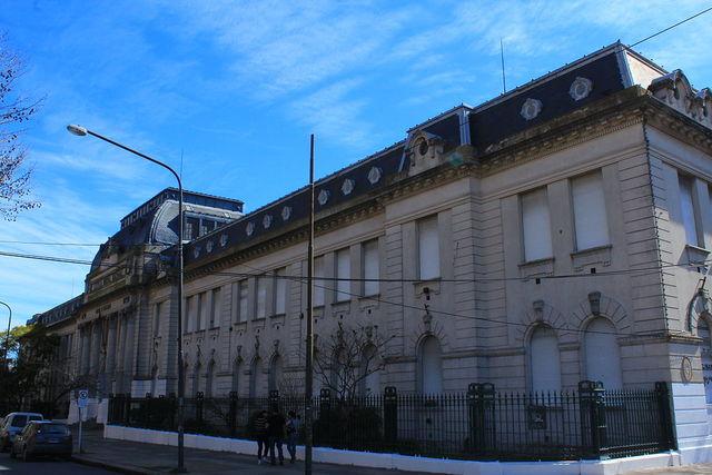 Creación de la Escuela Normal NAcional en la ciudad de La Plata