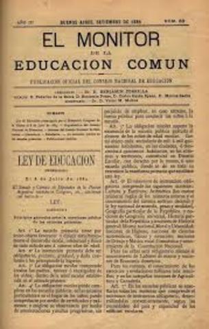 Ley N° 988 de Educación Común de la Provincia de Buenos Aires