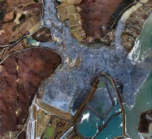 Kingston Fossil plant coal fly ashslurry spill: