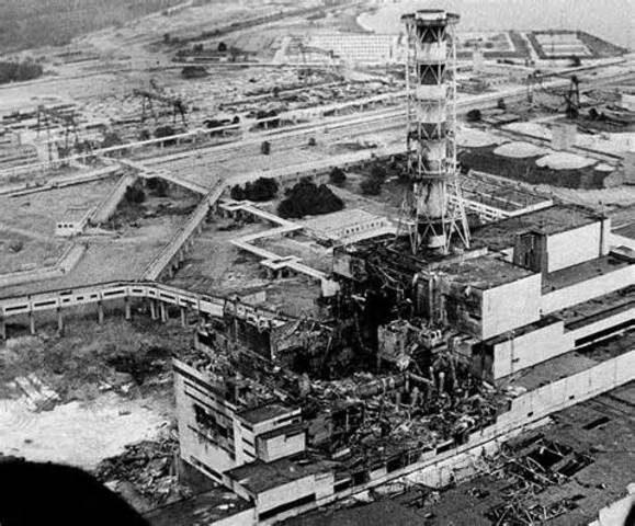 Chernobyl diaster