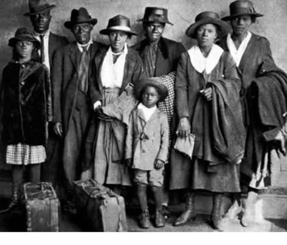 1890-The Great Migration