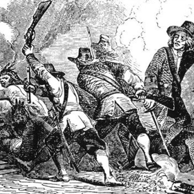 Colonial Indian Wars- David and Myla timeline