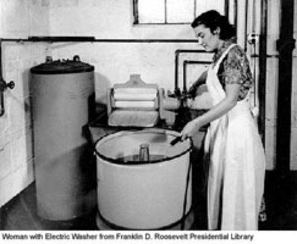 Inventor Of The Clothes Dryer ~ Events from  timeline timetoast timelines