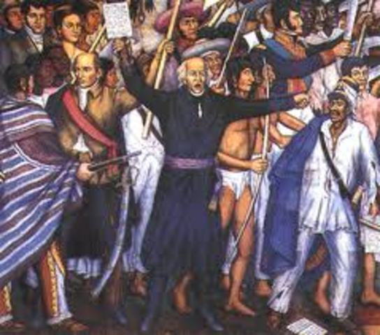 Mexican American War Timeline 1810-1853   Timetoast timelines