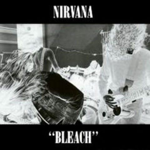 Nirvana's debut album Bleach is released - before going to studio Nirvana has done no more than 30 gigs since having started
