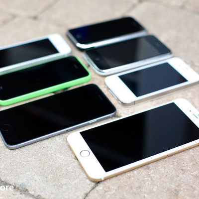 Technological Advancements of the iPhone timeline