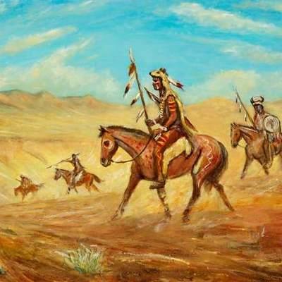 War on the Plains timeline