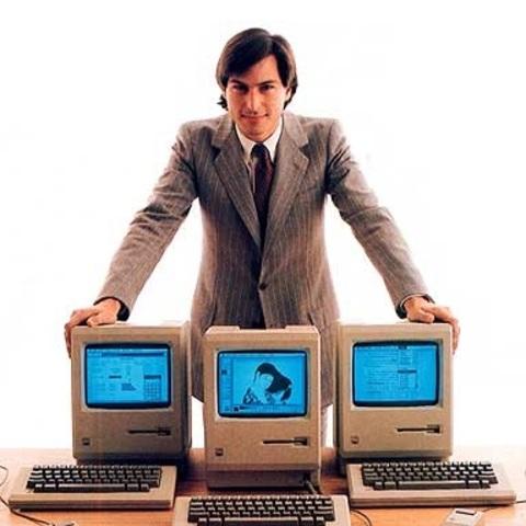 Macintosh is released
