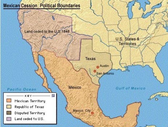 Opinion | Will Mexico Get Half of Its Territory Back ... |Mexico Treaty