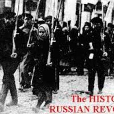 The Russian Revolution timeline