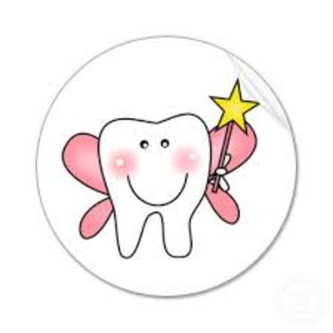 Se me cayo mi primer diente :B