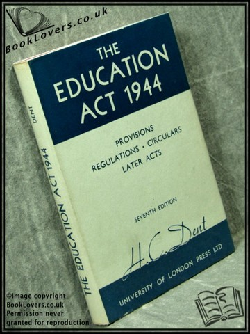 The Education Act 1944