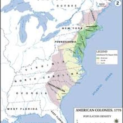 Colonies Revel timeline