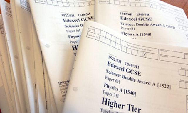 Introduction of GCSE 1986