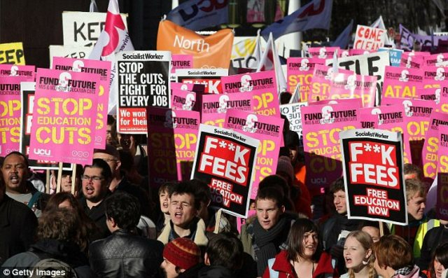 Tuition Fees Increased